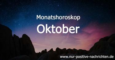 Monatshoroskop Oktober 2017